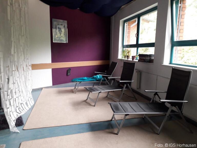 Raum der Stille in der IGS Horhausen