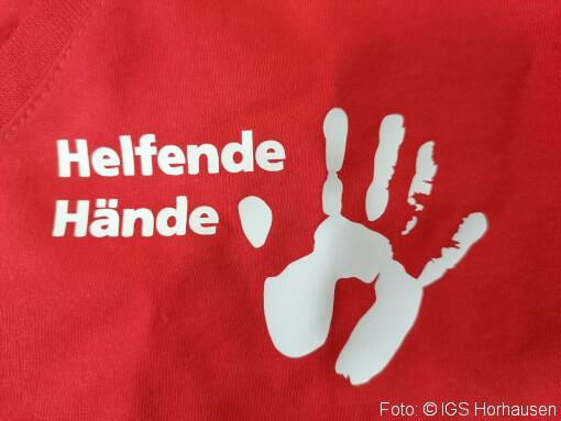 Logo Helfende Hände IGS Horhausen