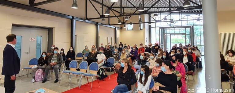 Einschulungsfeier 2021 IGS Horhausen