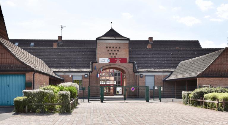 Collège Fernig, französische Partnerschule - IGS Horhausen
