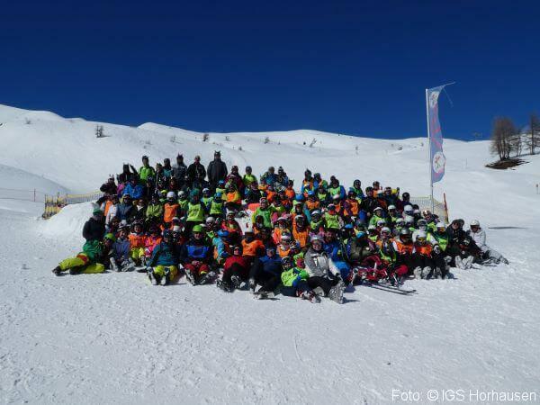 Integrationsprojekt Ski - IGS Horhausen